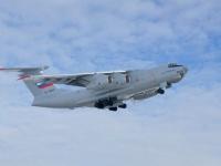 ИЛ-76МД-90А подтвердил прочностные характеристики