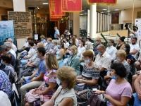 Встреча в музее Боевой славы