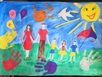 Конкурс ко Дню защиты детей