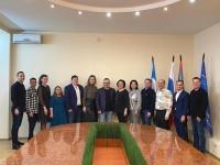 Встреча А.Шершукова с Молодежным советом ФП РБ