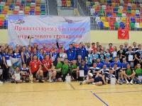 IV турнир по волейболу состоялся в Казани